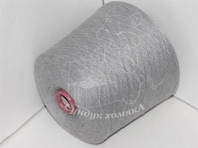 Botto Poala SIRIO SILVER серебристый дымчатый меланж с серебряным люрексом (852908)