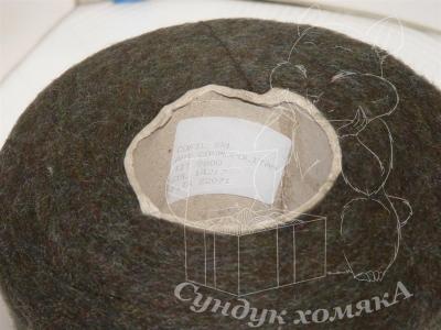 Cofil SrL COSMOPOLITAN оливковый неравномерный (14217)