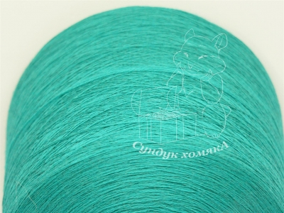 Biella Yarn By Sudwolle S.R.L. VICTORIA яркая бриллиантовая зелень (amazon green 6E3085)