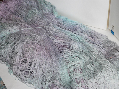 Emilcotoni PIUMA лиловые брызги