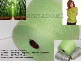 Todd & Dunkan CRYSTAL яркий светлый зеленый