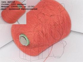 Igea AQUILA оранжевый неравномерный
