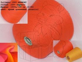 Tollegno 1900 HARMONY яркий оранжевый (aranico)