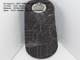 Ricignolo 1928 SUMATRA DEODOR REATTIVO 5145 темный серо-коричневый