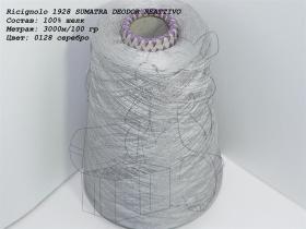 Ricignolo 1928 SUMATRA DEODOR REATTIVO 0128 серебро