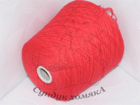 Zegna Baruffa Lane Borgosesia MAXI чистый красный (160723)