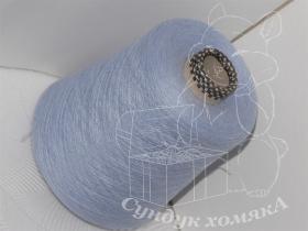 Exclusive Yarns кашемир нежный голубой (U09 light blue)