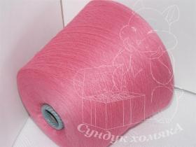 Exclusive Yarns кашемир клубнично розовый (S59 strawberry)