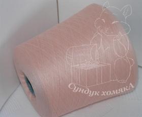 Exclusive Yarns кашемир розовый персиковый (014 mandarin)