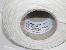 Cariaggi LUCKY белый натуральный (yogurt)