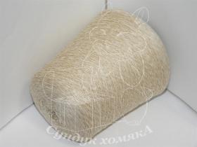 Zegna Baruffa Lane Borgosesia FREE крем-брюле/белый молочный меланж (beige-bianco 873)