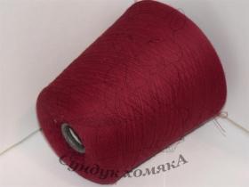 Tollegno 1900 ROYAL TOPWASH бордовый благородный (100 bordeaux)