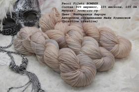 Pecci Filati BOMBER Жемчужница Авроры