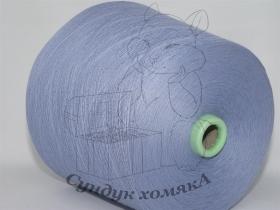 Zegna Baruffa Lane Borgosesia SILENCE нежный сиренево-голубой (t0547)